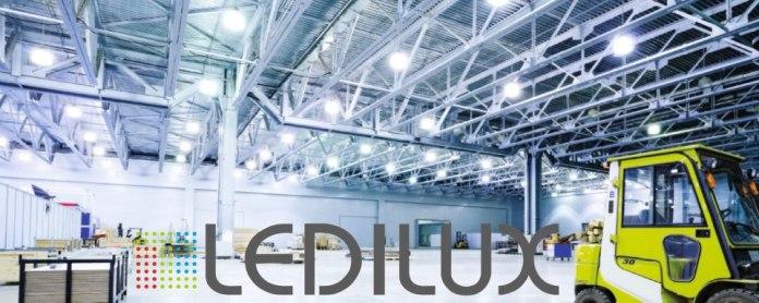 La iluminación led mejora la calidad del trabajo